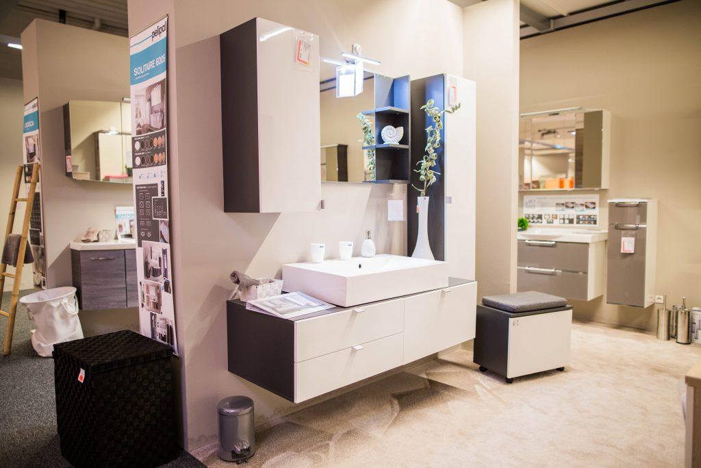 badezimmer badaccessoires wohnzentrum bruchm hlen. Black Bedroom Furniture Sets. Home Design Ideas